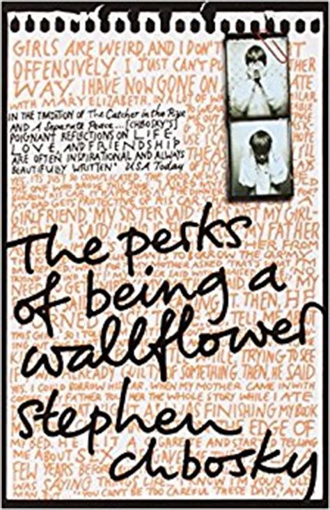 the perks of being 1847394078 the perks of being a wallflower amazon co uk stephen chbosky 9781847394071 books
