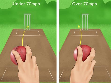how to use swing 3 ways to add swing to a cricket ball wikihow