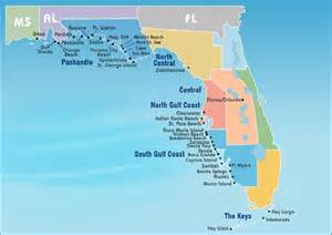 florida west coast beaches map florida and alabama gulf coast vacation rentals