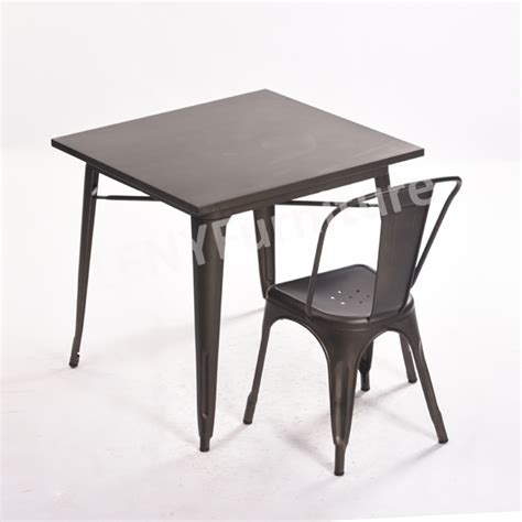 tolix table and chairs tolix table lnmt01 leny furniture co ltd