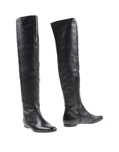 west boots nine west boots in black lyst