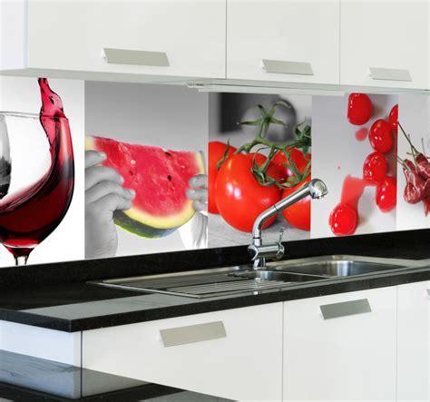 imagenes de neveras rojas sticker cuisine 233 l 233 ments rouges tenstickers