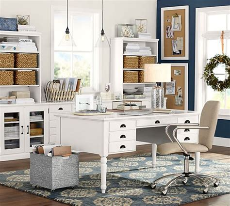 pottery barn printer s desk printer s keyhole desk pottery barn