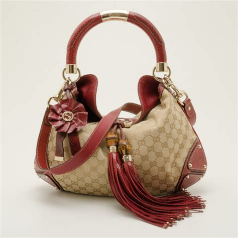 buy gucci monogram limited edition red python trim indy