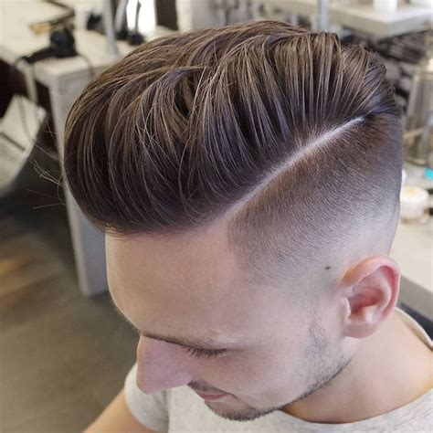 hair tapers at the back 25 best ideas about mens slicked back hairstyles on