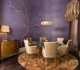 Purple Dining Room Ideas by Decorating With Purple Purple Rooms Designs