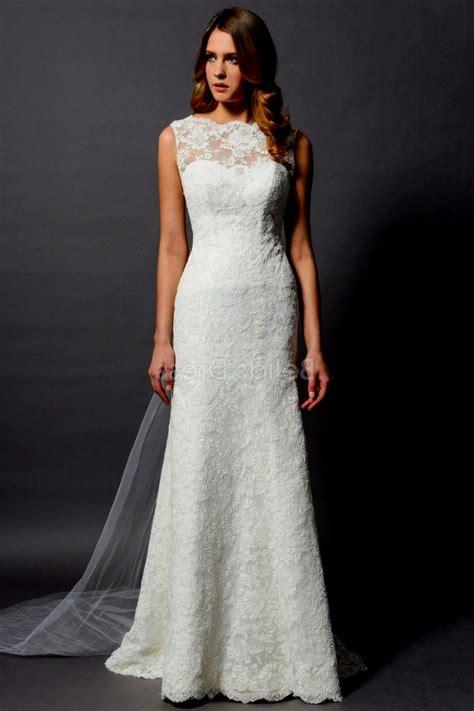 Sheath Wedding Dress by Lace Sheath Wedding Dress Naf Dresses