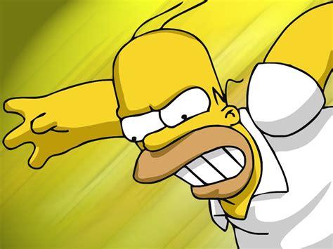 imagenes en movimiento de los simpson homero simpson en movimiento