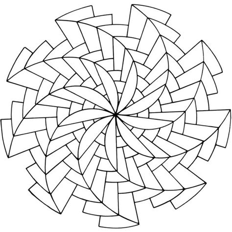 crazy geometric coloring pages pinwheels i m so crazy about geometrics it s a little