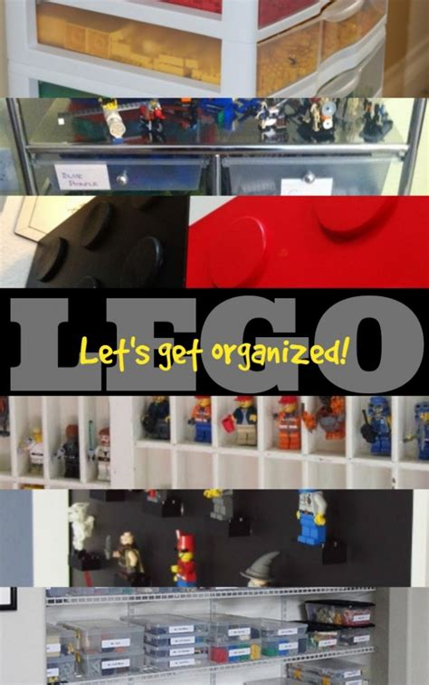 organization solutions 37 genius lego organization ideas