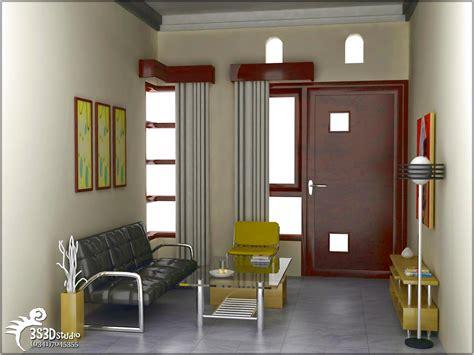 Minimal Interior by Desain Ruang Tamu Minimalis Rumah Type 36 01 Informasi Rumah