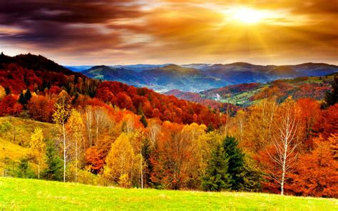 fall landscape wallpapers scenery wallpapers for free