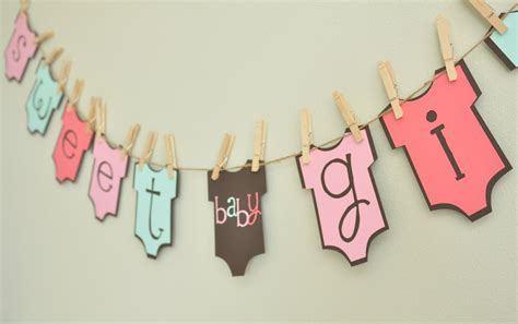 onesie template for baby shower banner baby girl onesie banner baby shower onesie theme baby girl