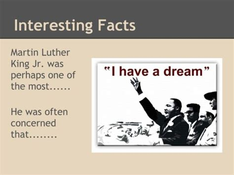 mlk biography quick facts martin luther king jr elementary powerpoint