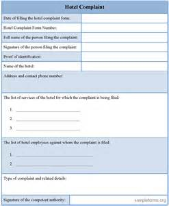 complaint form template customer log template bestsellerbookdb