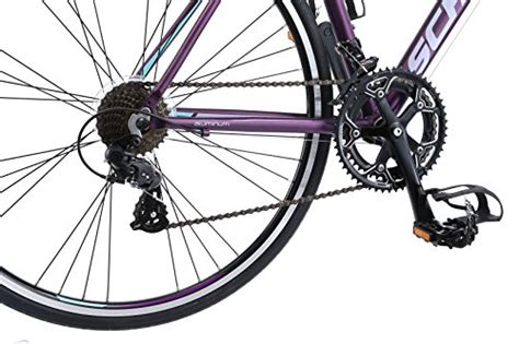Kom Fork Mtb Size Integrate Pacific schwinn volare 1400 road 700c wheel bicycle matte purple 48 cm one size road bike reviews