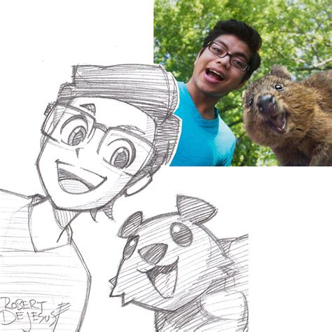 Animal Character 01 talented illustrator does brilliant work transforming