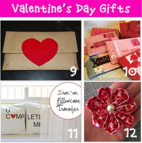 boyfriend valentines day gifts valentines day gifts for boyfriend homemade12