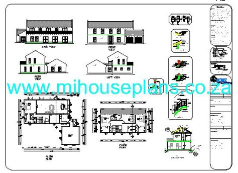 Free House Plans South Africa Ranch House Plans With Free House Plans Africa