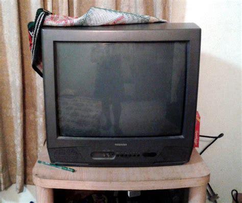 Tv Toshiba 21 Flat 21 toshiba bomba crt tv clickbd