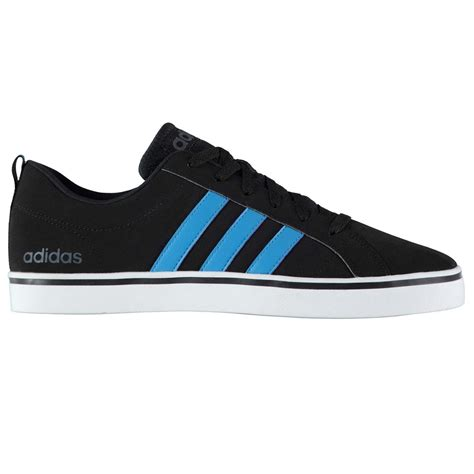 adidas mens pace vs nubuck trainers shoes lace up fashion everyday casual ebay