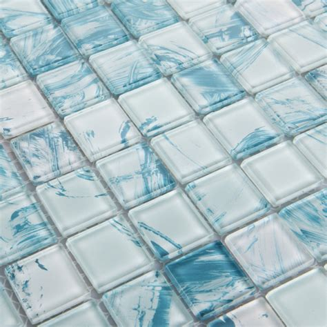 Wall Tile Murals wholesale mosaic tile crystal glass backsplash dinner