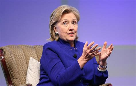 hillary clinton official biography who is the most powerful woman in nyc daily news has your