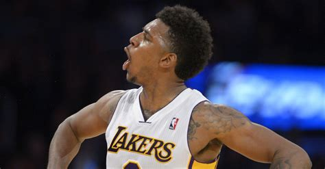 whst id the swaggy p haircut nick young s celebration fail is an all time classic nba