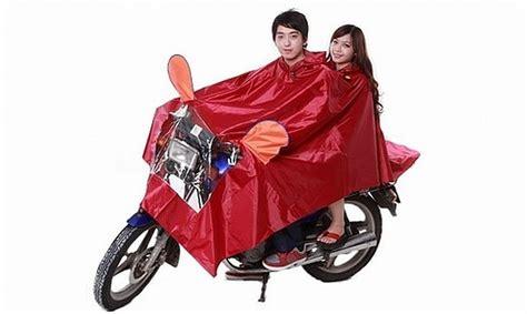 Jas Sepeda Motor Tipe Jas Hujan Untuk Pengendara Motor Yang Perlu Anda