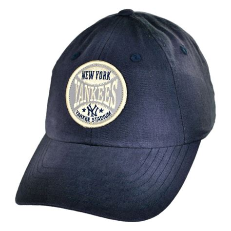 american needle new york yankees mlb rebound strapback