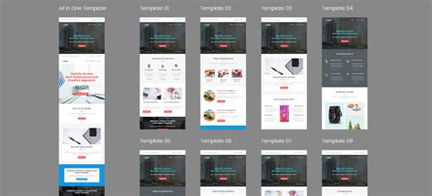 Love The Idea Best Mailchimp Templates That Are Aesthetically Pleasing Mailchimp Template Design
