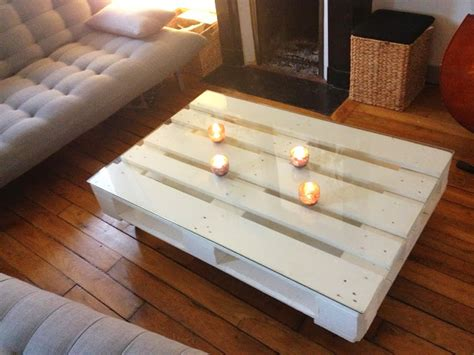 Tuto Table Basse En Palette by Diy Une Table Basse En Palette La Clamartoise