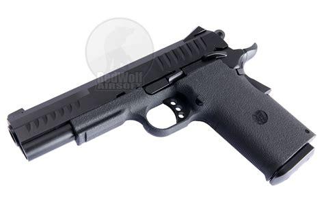 Airsoft Gun Kj Works Kj Works Kp 08 Pistol Gas Version Hi Capa Buy Airsoft