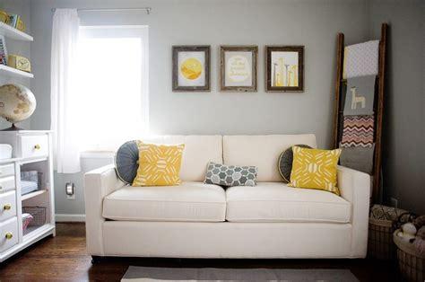 Yellow Grey Nursery Decor Yellow And Grey Nursery Decor Nursery Pinterest