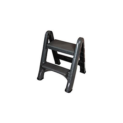Rubbermaid 2 Step Folding Stool by Rubbermaid 174 2 Step Folding Step Stool