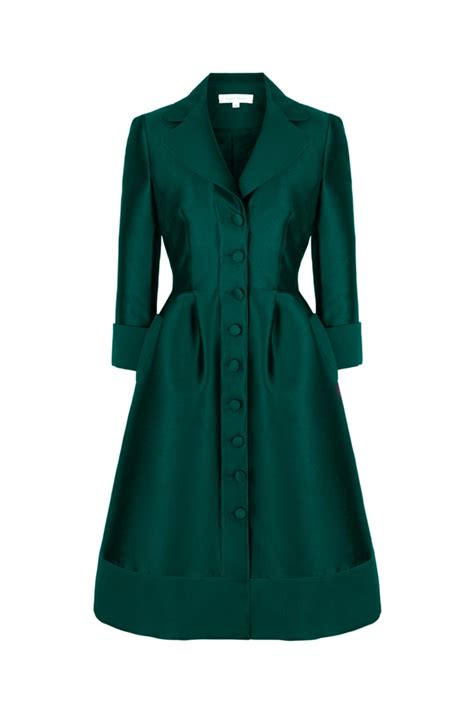 Dress Coat suzannah couture style occasion coat designer coats