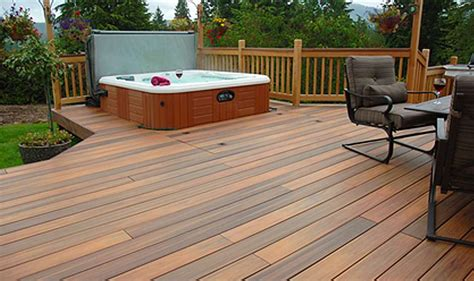 decks and tubs what you need to know before you build