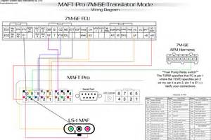 refer to the speed densitydiagram for wide band wiring information