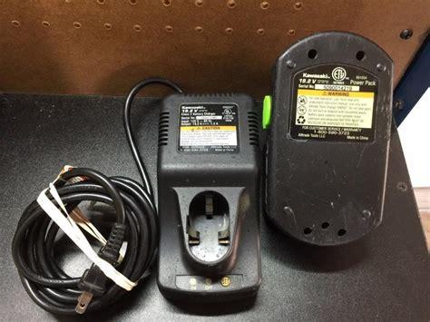 Kawasaki 19 2v Battery Charger by Kawasaki Battery Charger For Sale Classifieds