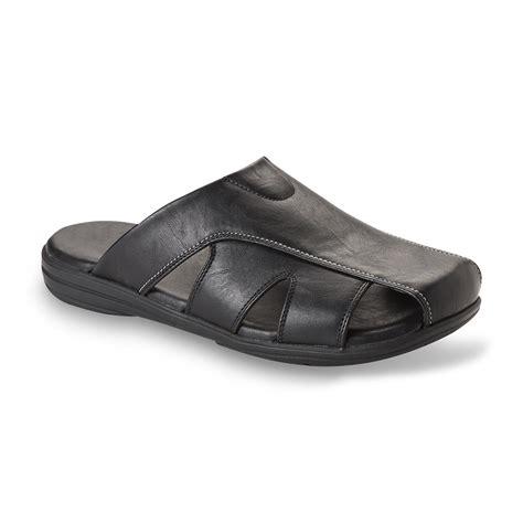 kmart mens sandals thom mcan s niles slip on sandal black