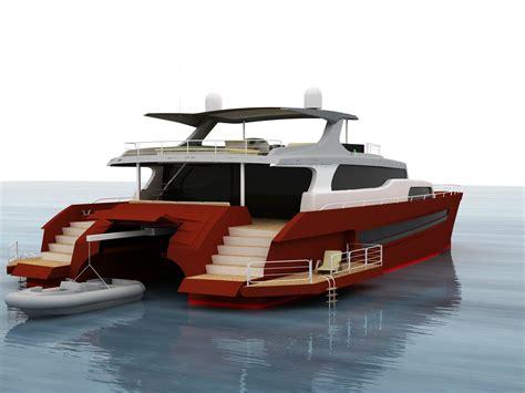 catamaran luxury yachts for sale kharima 81 luxury catamaran superyachts news luxury