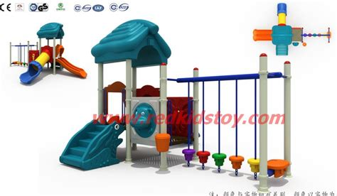 plastic swing sets for toddlers school outdoor plastic slide with swing multifunctional