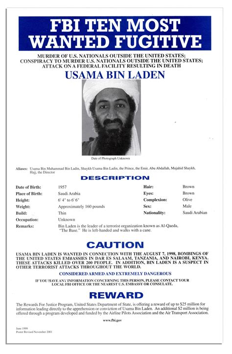Real Fbi Wanted Posters Www Imgkid Com The Image Kid Fbi Wanted Poster Template
