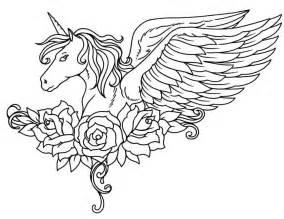 free coloring book unicorn coloring pages to and print for free