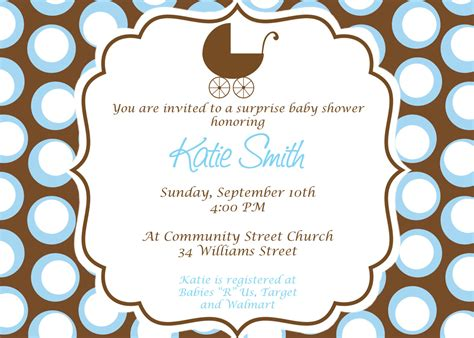 Baby Shower Invitations Templates For Boys by Baby Boy Baby Shower Invitation Custom Printable Baby Shower