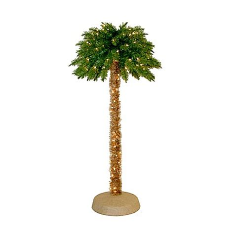 artificial tree lights problem buy 5 general foam pre lit artificial palm tree with