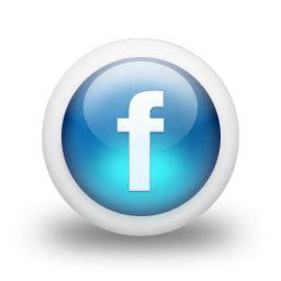 Home Design Ebensburg Pa 097124 3d glossy blue orb icon social media logos facebook