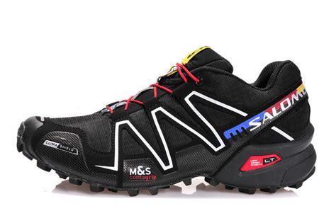 Sepatu Sport Salomon Speed Cross Outdoor Black Running Trail le migliori scarpe da trekking salomon guida all acquisto