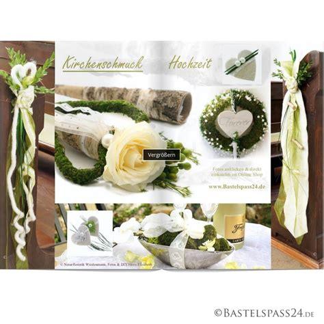 Kirchenbankschmuck Hochzeit by Kirchenbankschmuck F 252 R Hochzeit Mit Herzen Aus Wollkordeln