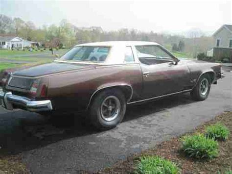 how make cars 1973 pontiac grand prix spare parts catalogs find used 1973 pontiac grand prix sj 455 turbo 400 2 owner car 70 000 miles runs well in